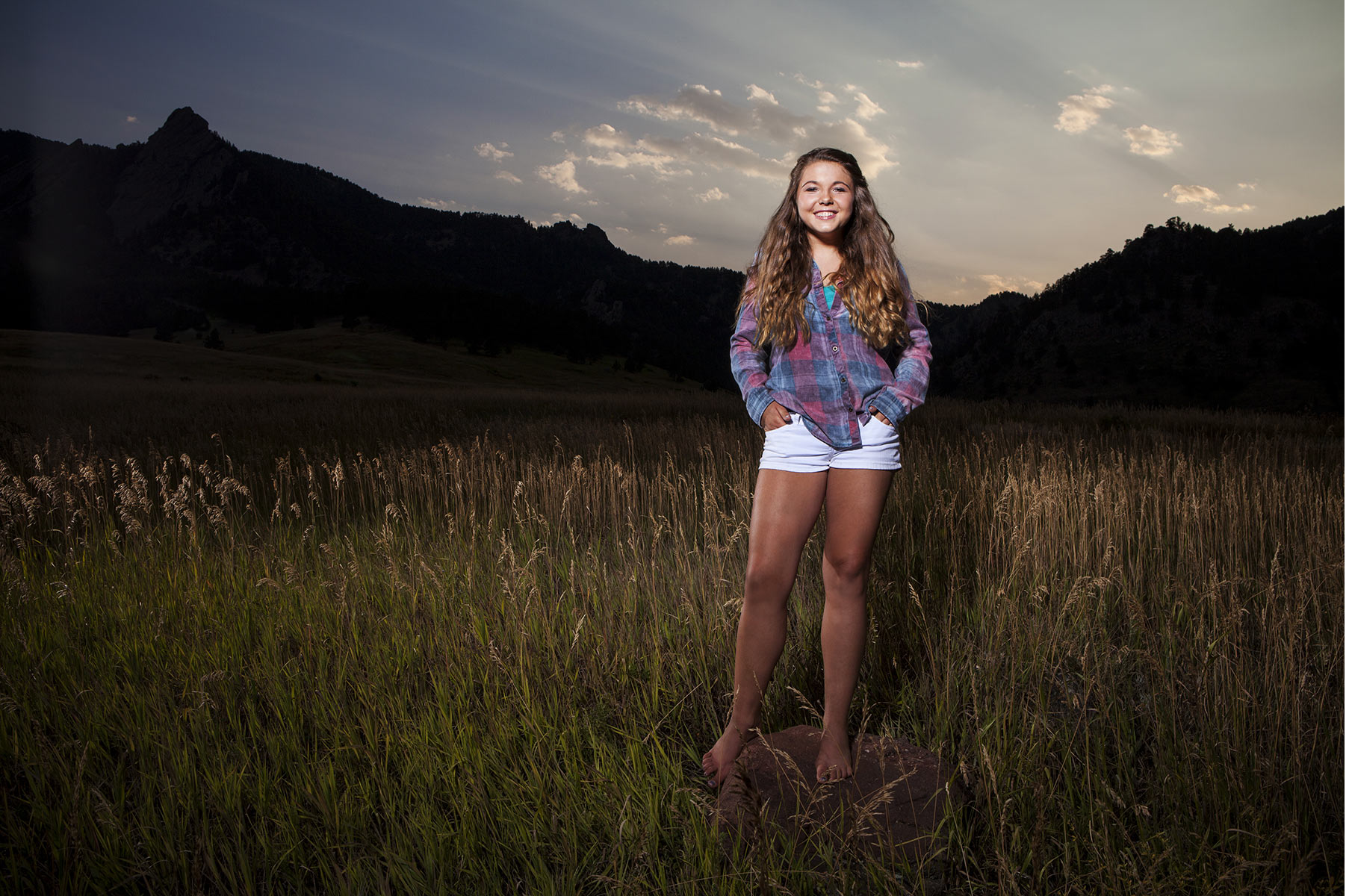 coloradoseniorportraitssunsetparkboulder